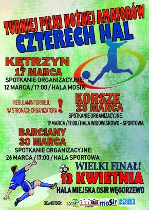 Turniej 4HAL